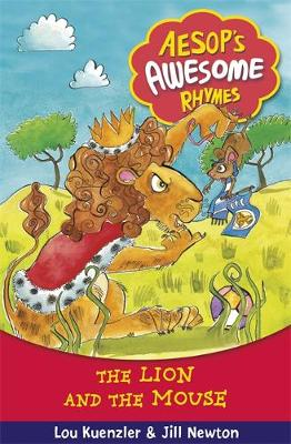 Aesop's Awesome Rhymes: The Lion and the Mouse: Book 5