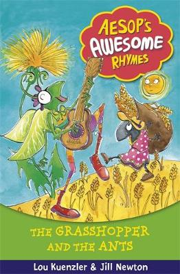 Aesop's Awesome Rhymes: The Grasshopper and the Ants: Book 7