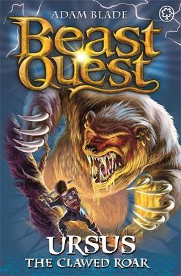Beast Quest: Ursus the Clawed Roar: Series 9 Book 1