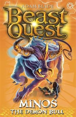 Beast Quest: Minos the Demon Bull: Series 9 Book 2