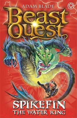 Beast Quest: Spikefin the Water King: Series 9 Book 5