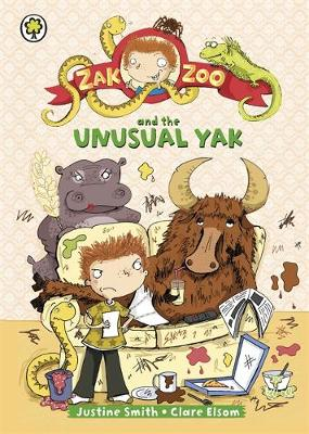 Zak Zoo and the Unusual Yak: Book 4