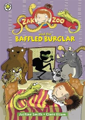 Zak Zoo and the Baffled Burglar: Book 6