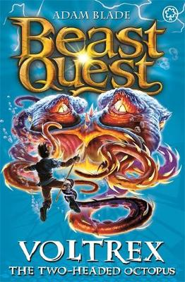 Beast Quest: Voltrex the Two-headed Octopus: Series 10 Book 4