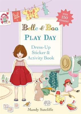Belle & Boo: Play Day: A Dress-Up Sticker and Activity Book