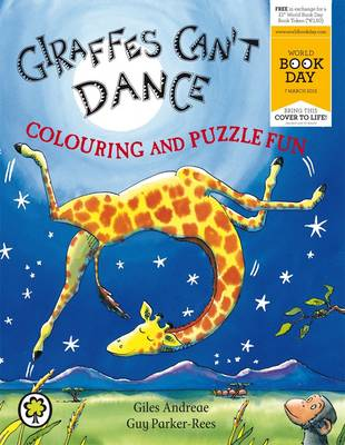 Giraffes Can't Dance Colouring and Puzzle Fun