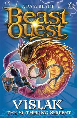 Beast Quest: Vislak the Slithering Serpent: Series 14 Book 2