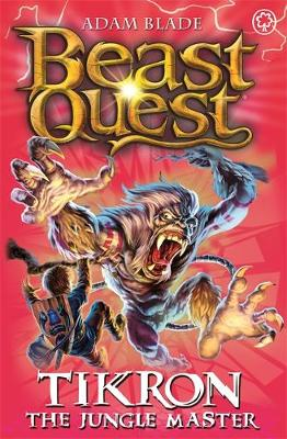 Beast Quest: Tikron the Jungle Master: Series 14 Book 3
