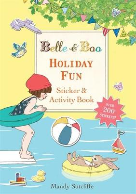 Belle & Boo: Holiday Fun Sticker & Activity Book