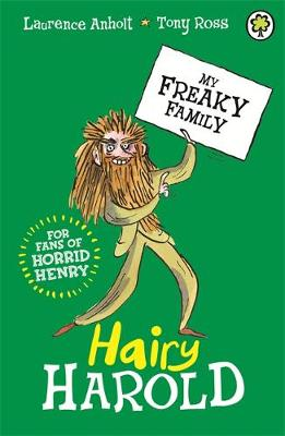 My Freaky Family: Hairy Harold: Book 8