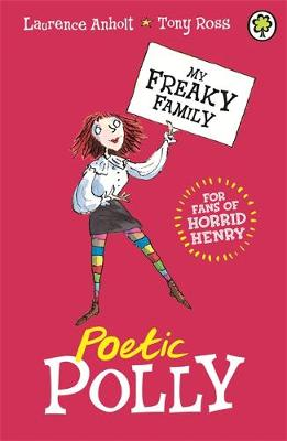 My Freaky Family: Poetic Polly: Book 3