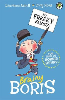 My Freaky Family: Brainy Boris: Book 4