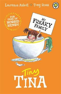 My Freaky Family: Tiny Tina: Book 6