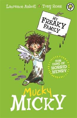 My Freaky Family: Mucky Micky: Book 2