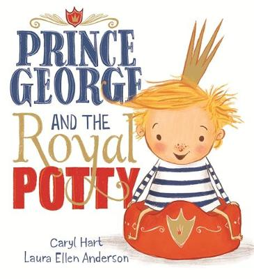 Prince George and the Royal Potty