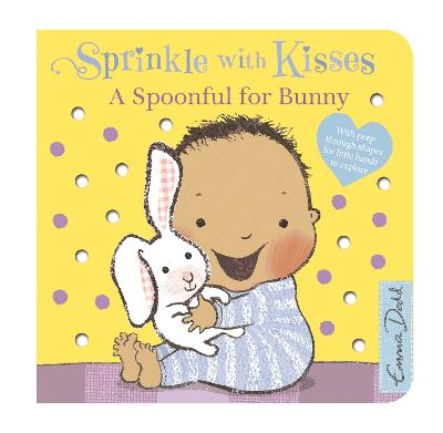 Sprinkle With Kisses: Spoonful for Bunny Board Book
