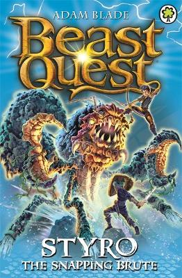 Beast Quest: Styro the Snapping Brute: Series 16 Book 1
