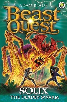 Beast Quest: Solix the Deadly Swarm: Series 16 Book 3