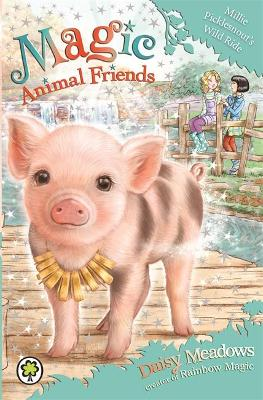 Magic Animal Friends: Millie Picklesnout's Wild Ride: Book 19