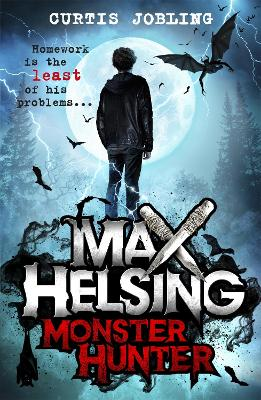 Max Helsing, Monster Hunter: Book 1