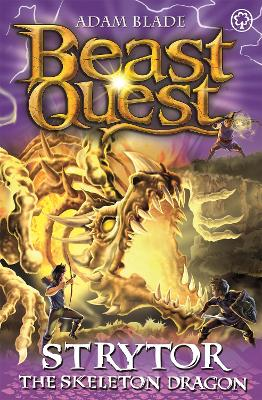 Beast Quest: Strytor the Skeleton Dragon: Series 19 Book 4