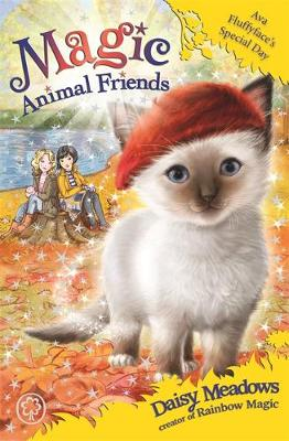 Magic Animal Friends: Ava Fluffyface's Special Day: Book 27