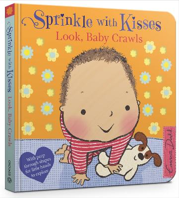 Sprinkle With Kisses: Look, Baby Crawls