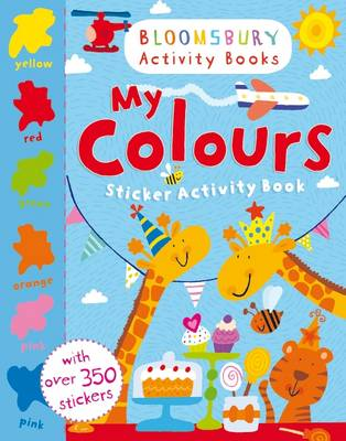 My Colours Sticker Activity Book