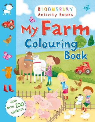 My Farm Colouring Book