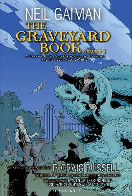 The Graveyard Book Graphic Novel, Part 2