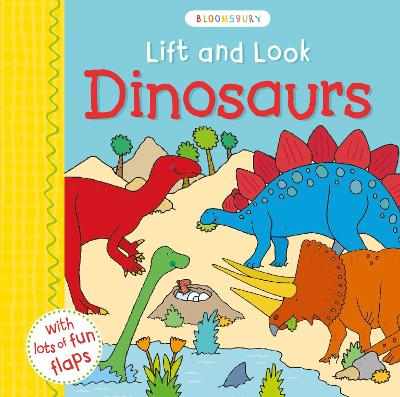 Lift and Look Dinosaurs