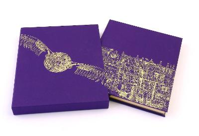 Harry Potter and the Philosopher's Stone: Deluxe Illustrated Slipcase Edition