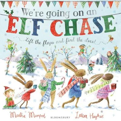 Chase Christmas Eve Hours.Book Reviews For We Re Going On An Elf Chase By Martha