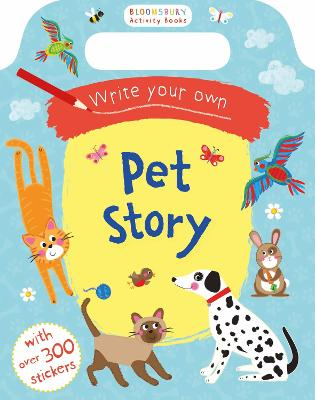 Write Your Own Pet Story