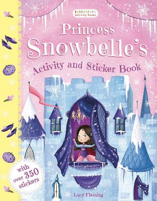 Princess Snowbelle's Activity and Sticker Book