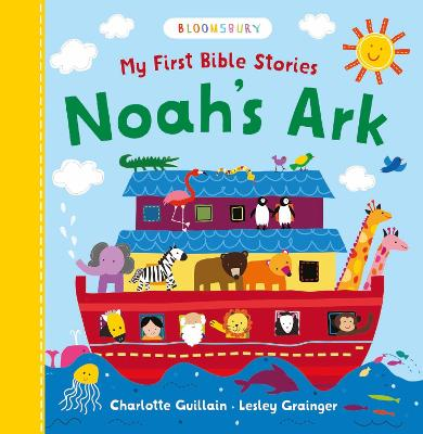 My First Bible Stories: Noah's Ark