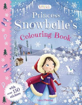 Princess Snowbelle's Colouring Book
