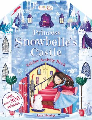 Princess Snowbelle's Castle Sticker Activity Book