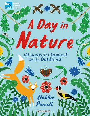 RSPB: A Day in Nature: 101 Activities Inspired by the Outdoors