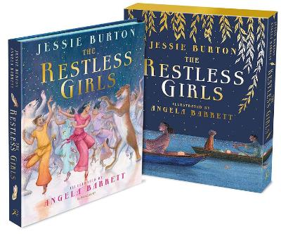 The Restless Girls: Deluxe Slipcase Edition
