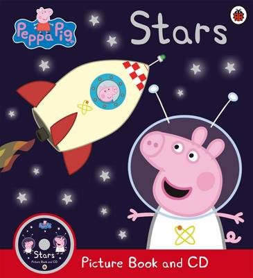 Peppa Pig: Stars! Picture Book and CD