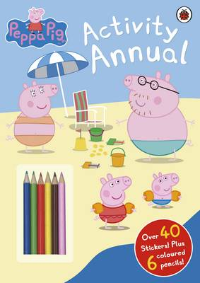 Peppa Pig: Summer Activity Annual 2010