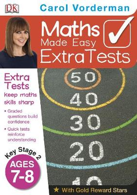 Maths Made Easy Extra Tests Ages 7-8 Key Stage 2