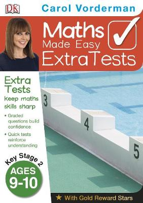 Maths Made Easy Extra Tests Ages 9-10 Key Stage 2