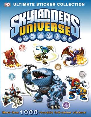 Skylanders Universe Ultimate Sticker Collection