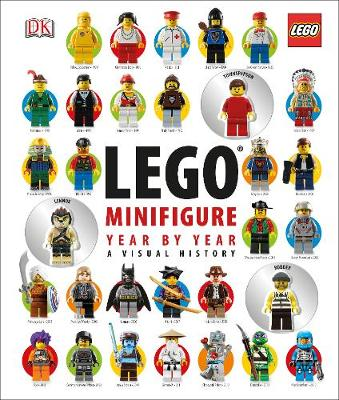 LEGO (R) Minifigure Year by Year A Visual History: With 3 Minifigures