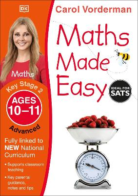 Maths Made Easy Ages 10-11 Key Stage 2 Advanced