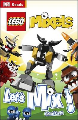 LEGO (R) Mixels Let's Mix!