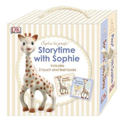 Storytime with Sophie: Includes 2 Touch and Feel Books