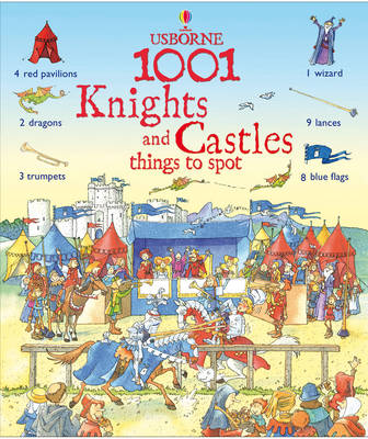 1001 Knights and Castle Things to Spot